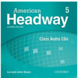 American Headway 5 Class (3 Cds) - Second Edition (CD) -