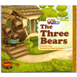 Our World 1 - Reader 4: The Three Bears: A Fairy Tale - Tom Davison