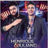 Henrique E Juliano – Novas Histórias (CD) - Henrique e Juliano