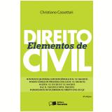 Elementos De Direito Civil - Christiano Cassettari