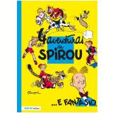 4 Aventuras De Spirou E Fantasio - Franquin