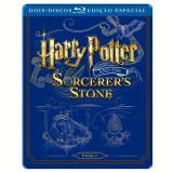 Harry Potter e a Pedra Filosofal - Edição Especial (Blu-Ray) - Vários (veja lista completa)
