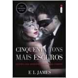 Cinquenta tons mais escuros - Capa Filme (Com Conteúdo Extra) (Ebook) - E. L. James
