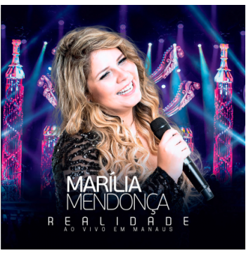 Marília Mendonça - Realidade (CD)