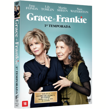 Grace e Frankie - 1ª Temporada (DVD)