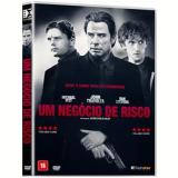 Um Negócio de Risco (DVD) - John Travolta, Michael Pitt, Rob Brown