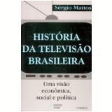 História da Televisão Brasileira - Sérgio Mattos