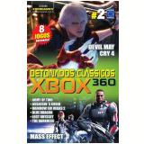 Detonados Clássicos XBOX 360 - Editora Europa