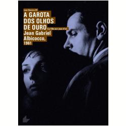 DVD - A Garota dos Olhos de Ouro - 7898925908746