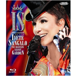 Blu - Ray - Multishow ao Vivo - Ivete Sangalo no Madison Square Garden - Ivete Sangalo - 602527483948