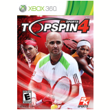 Top Spin 4 (X360) -