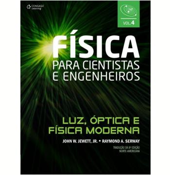 Física Para Cientistas e Engenheiros (Vol. 4)