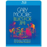 Garry Moore - Blues For Jimi (Blu-Ray) - Garry Moore