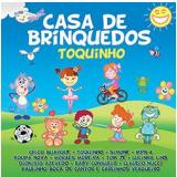 Toquinho - Casa De Brinquedos (CD) - Diversos