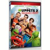 Muppets 2(Blu-Ray) + (DVD) -