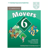 Cambridge Young Learners English Tests 6 Movers St Examination Papers From University Of Cambridge Es - An�nimo