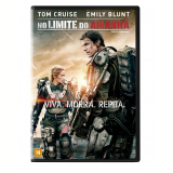 No Limite Do Amanh� (DVD) - Brendan Gleeson, Tom Cruise, Bill Paxton