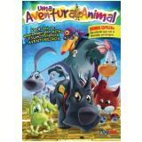 Uma Aventura Animal (DVD) - Sergio Manfio