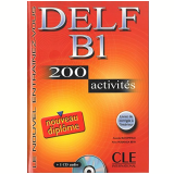 Nouveau Delf B1 + CD Audio - Cahier D´Exercices - Anatole Bloomfield