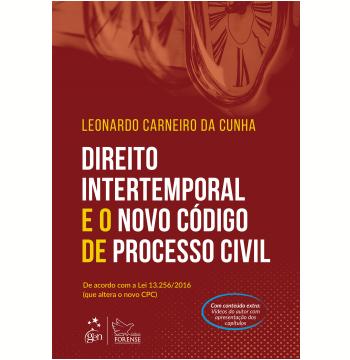 Direito Intertemporal No Novo Código De Processo Civil