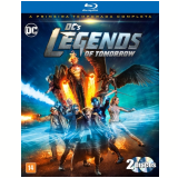 Dc's Legends Of Tomorrow - 1ª Temporada (2 Dvds) (Blu-Ray) - Brandon Routh, Dominic Purcell, Victor Garber