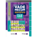 Vade Mecum OAB e Concursos - 2017 - Editora Saraiva