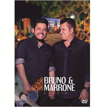 Bruno & Marrone - Ensaio - Ao Vivo em SP 2017 (DVD)