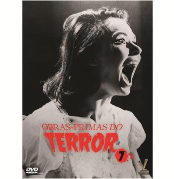 Box Obras-Primas do Terror (Vol. 7) (DVD)