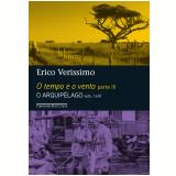 O Tempo e o Vento - Parte III - O Arquipélago (Vols. I a III) - Erico Verissimo