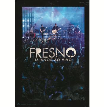 Fresno - 15 Anos Ao Vivo (DVD)