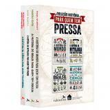 Box - História Para Quem Tem Pressa (4 Vols.) - Marcos Costa, Meredith Mac Ardle, Nicola Chalton