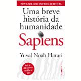 Sapiens - Uma Breve História da Humanidade (Pocket) - Yuval Noah Harari