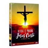 Vida e Paixão de Jesus Cristo (DVD) - LUCIEN NONGUET