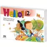 Hello! - Pre Book - 2 - Educação Infantil - Rita Faria, Eliete Morino