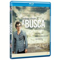 Blu - Ray - A Busca - Mariana Lima, Wagner Moura, Lima Duarte - 7898489245370
