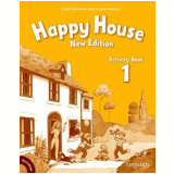 Happy House 1 - Activity Book With Multirom Pack New Edition -