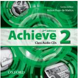 Achieve 2 Class (2 Cds) - Second Edition -