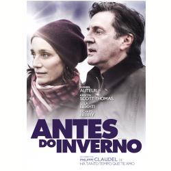 DVD - Antes Do Inverno - Kristin Scott Thomas, Daniel Auteuil, Leila Bekhti - 7898591441356
