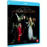 A Colina Escarlate (Blu-Ray) - Guillermo del Toro