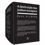 A Destruição dos Judeus Europeus (2 Volumes) - Raul Hilberg