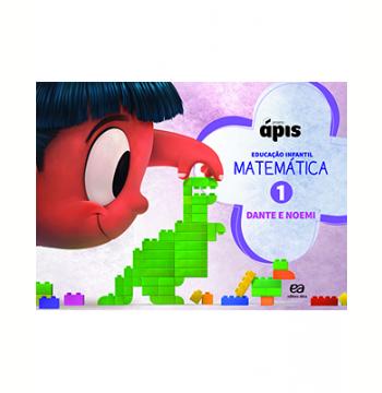 Projeto Ápis - Matemática (volume 1) - Educação Infantil