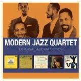 Coleção Modern Jazz Quartet - Original Album Series (CD) - Modern Jazz Quartet