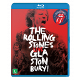 The Rolling Stones - Live Glastonbury! (Blu-Ray) - The Rolling Stones