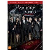 Vampire Diaries - A Oitava E Última Temporada (DVD) - Ian Somerhalder (Diretor)