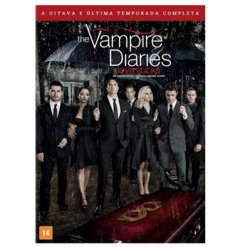 Vampire Diaries - A Oitava e Última Temporada (DVD)
