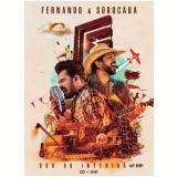 Fernando & Sorocaba - Sou do Interior ao Vivo (CD) + (DVD) - Fernando & Sorocaba