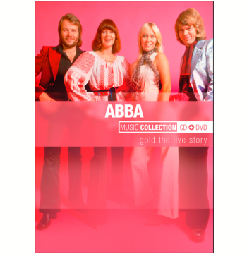Abba - Music Collection (CD) + (DVD)