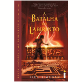 A Batalha do Labirinto (Vol. 4) - Rick Riordan