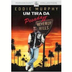 DVD - Um Tira da Pesada II - Ronny Cox, Brigitte Nielsen - 7890552007977