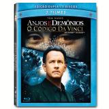 Anjos e Demônios + O Código da Vinci - Edição Dupla (Blu-Ray) - Tom Hanks